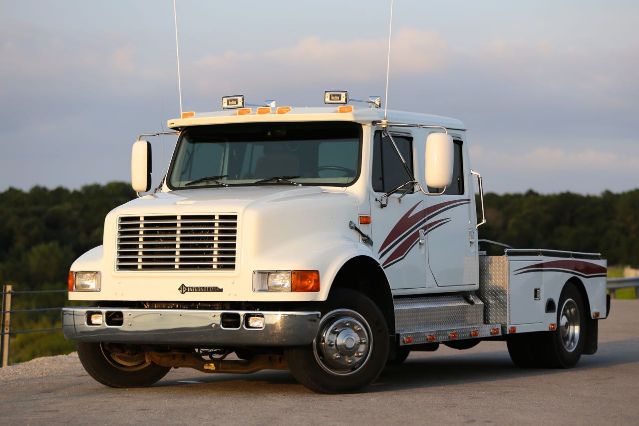 1999 International 4700 Lp Tow Master Sold