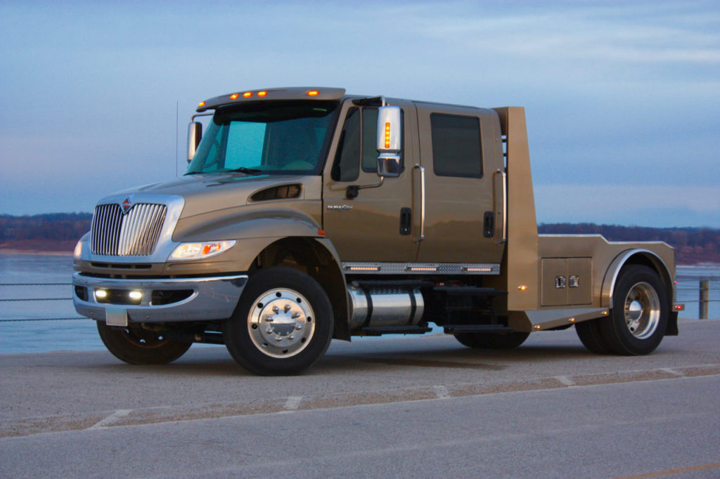 DuraStar Hauler 4400 International